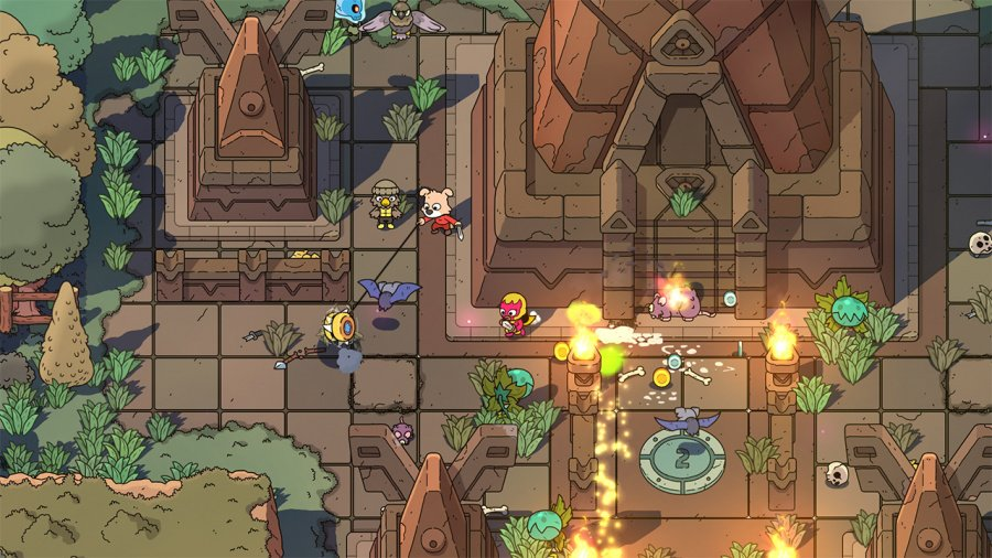 The Swords of Ditto: Mormo's Curse Review - Screenshot 4 of 6