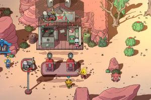 The Swords of Ditto: Mormo's Curse Screenshot