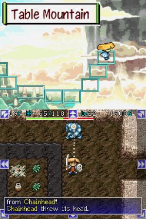 Mystery Dungeon: Shiren the Wanderer Review - Screenshot 1 of 3