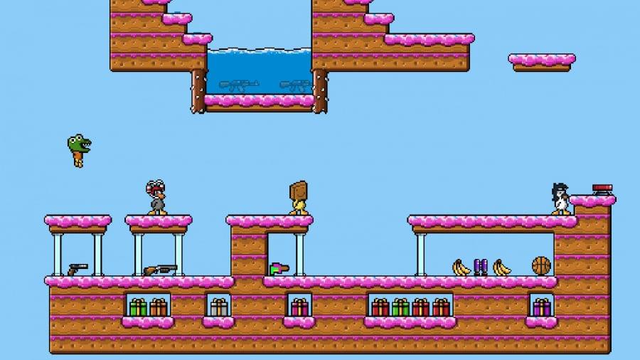 Duck Game Review - Screenshot 4 of 4