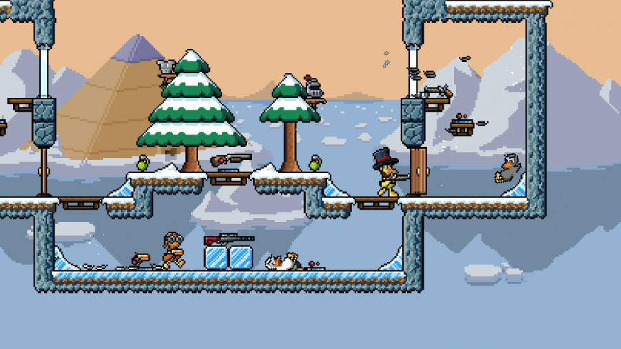 Duck Game Review - Screenshot 2 of 4