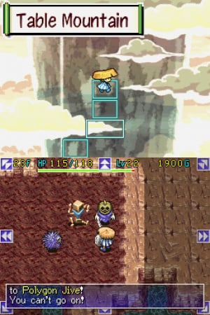 Mystery Dungeon: Shiren the Wanderer Review - Screenshot 1 of 3