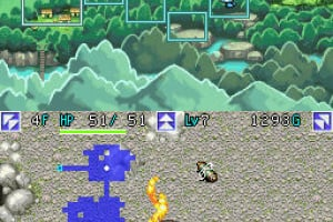 Mystery Dungeon: Shiren the Wanderer Screenshot