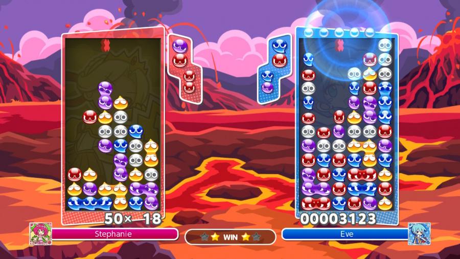 Puyo Puyo Champions Review - Screenshot 3 of 4