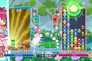 Puyo Puyo Champions Screenshot