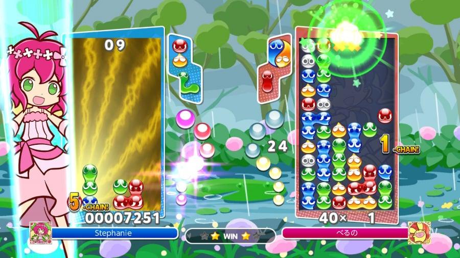 Puyo Puyo Champions Review - Screenshot 1 of 4