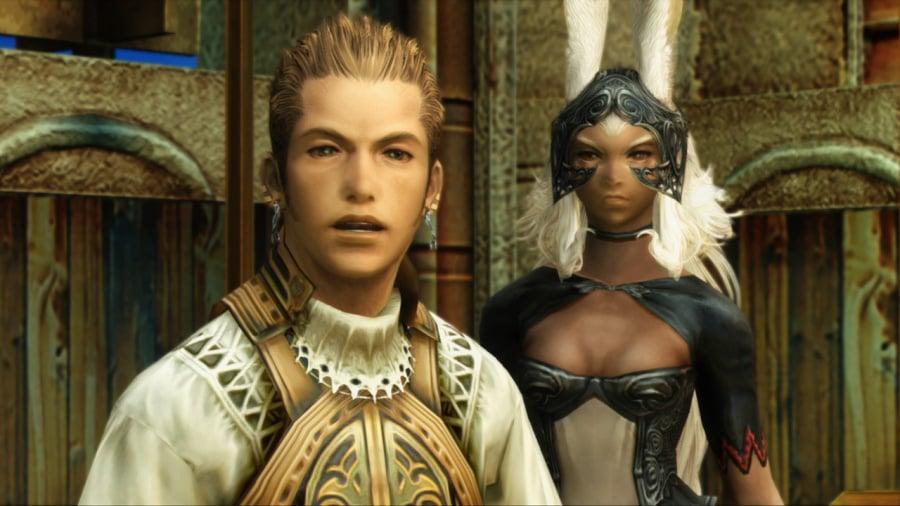 Final Fantasy XII: The Zodiac Age Review - Screenshot 2 of 6