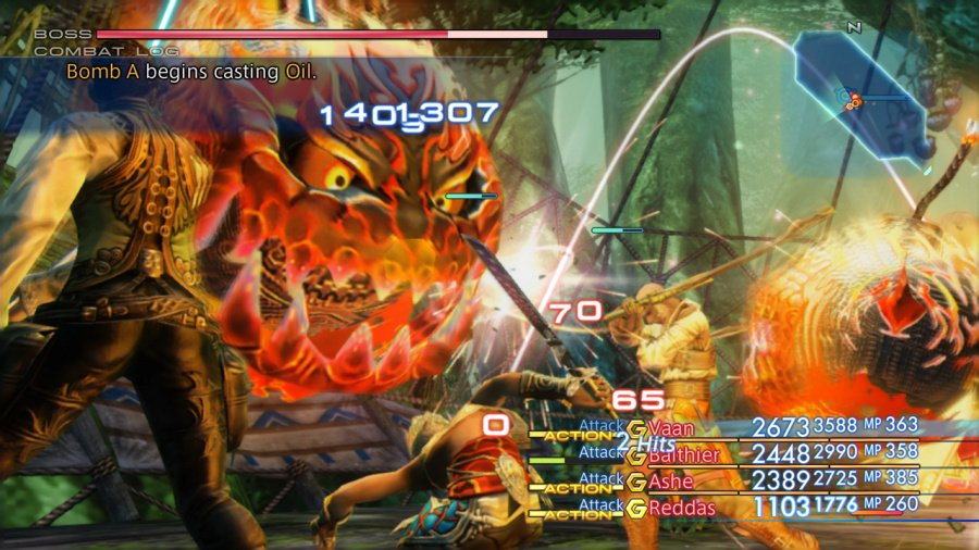 Final Fantasy XII: The Zodiac Age Review - Screenshot 3 of 6