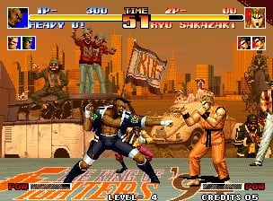 The King of Fighters '94 Screenshot