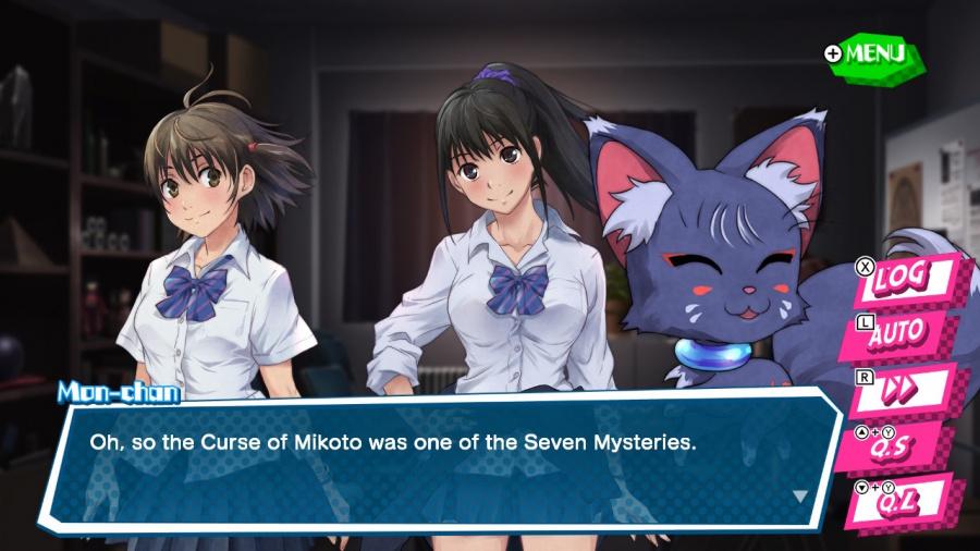 Kotodama: The 7 Mysteries of Fujisawa Review - Screenshot 1 of 7