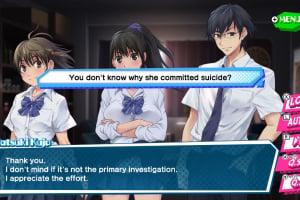 Kotodama: The 7 Mysteries of Fujisawa Screenshot