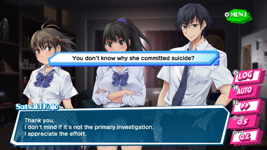 Kotodama: The 7 Mysteries of Fujisawa Review - Screenshot 4 of 7