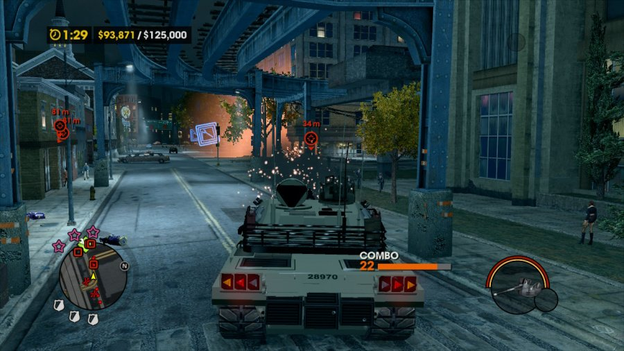 Saints Row: The Third - The Full Package Review - Screenshot 2 of 5