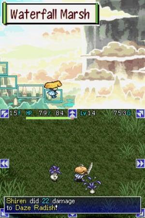 Mystery Dungeon: Shiren the Wanderer Review - Screenshot 3 of 3