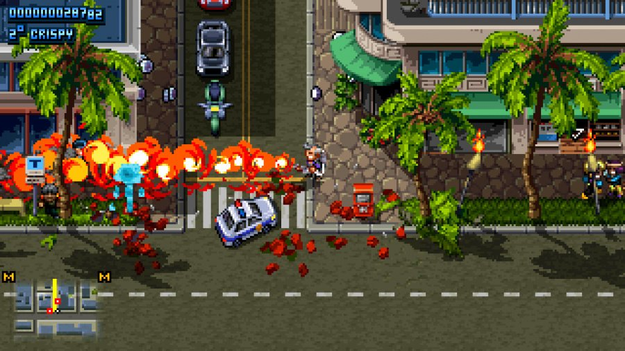 Shakedown: Hawaii Review - Screenshot 1 of 5
