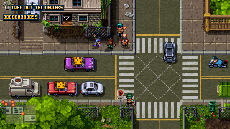 Shakedown: Hawaii Review - Screenshot 5 of 5