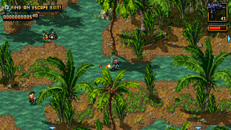 Shakedown: Hawaii Review - Screenshot 2 of 5