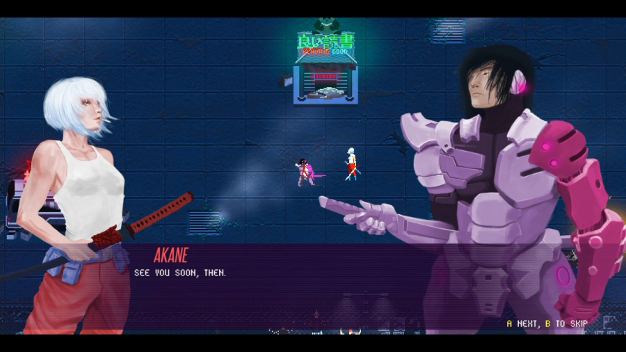 Akane Review - Screenshot 1 of 4