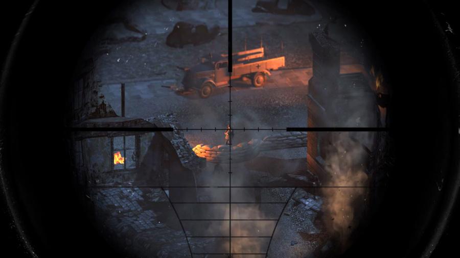 Sniper Elite V2 Remastered Review - Screenshot 3 of 6