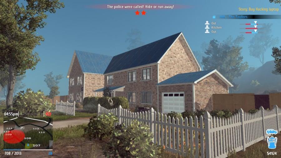 Thief Simulator Review - Screenshot 1 of 4