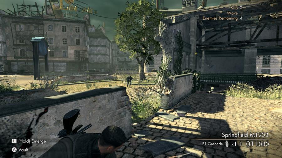 Sniper Elite V2 Remastered Review - Screenshot 6 of 6