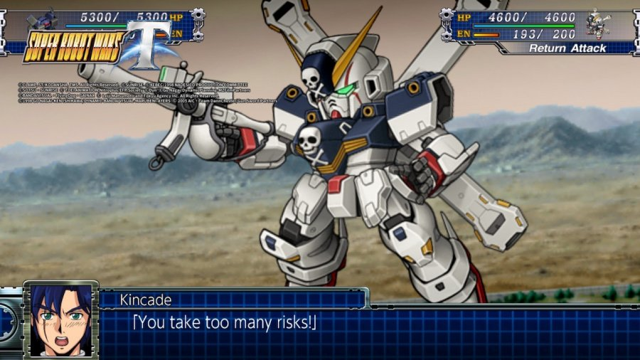 Super Robot Wars T Review - Screenshot 1 of 9