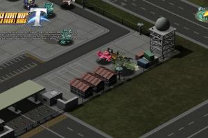 Super Robot Wars T Screenshot