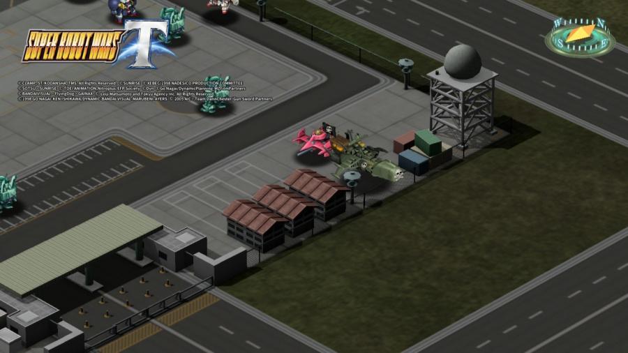 Super Robot Wars T Review - Screenshot 5 of 9