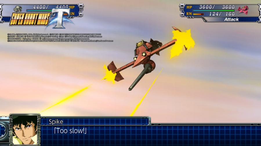 Super Robot Wars T Review - Screenshot 3 of 9