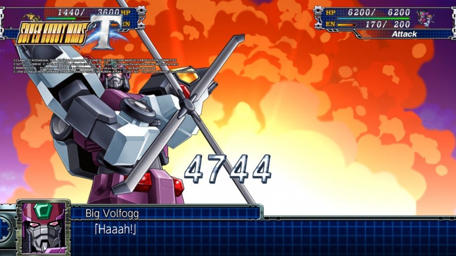 Super Robot Wars T Review - Screenshot 5 of 9
