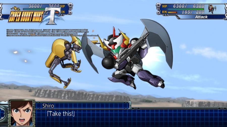 Super Robot Wars T Review - Screenshot 8 of 9