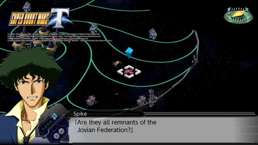 Super Robot Wars T Review - Screenshot 8 of 9