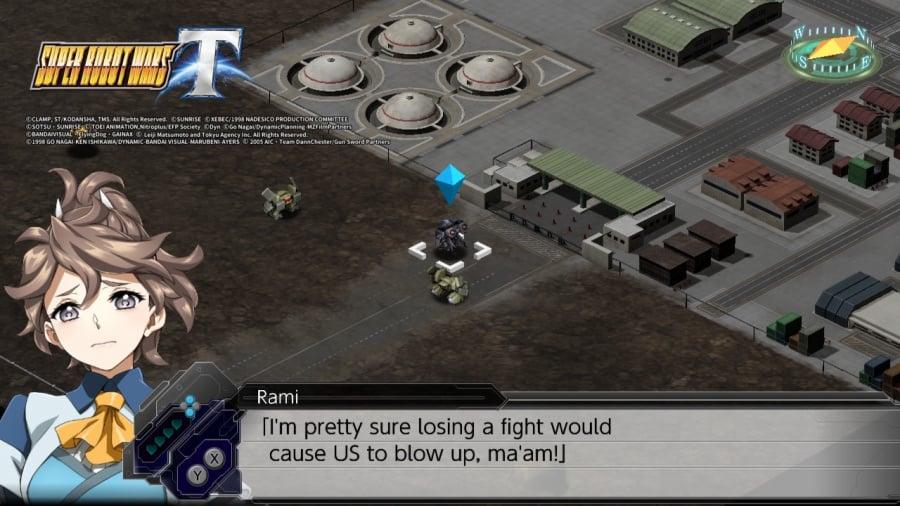 Super Robot Wars T Review - Screenshot 7 of 9