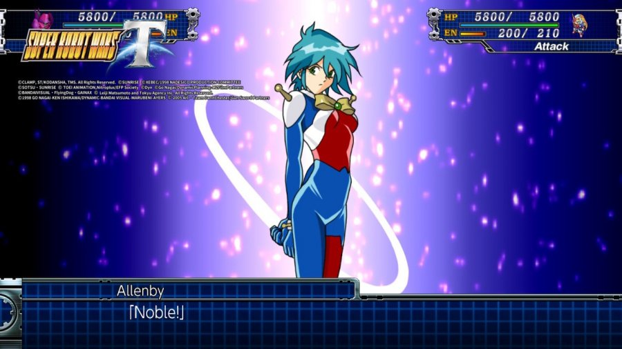 Super Robot Wars T Review - Screenshot 2 of 9