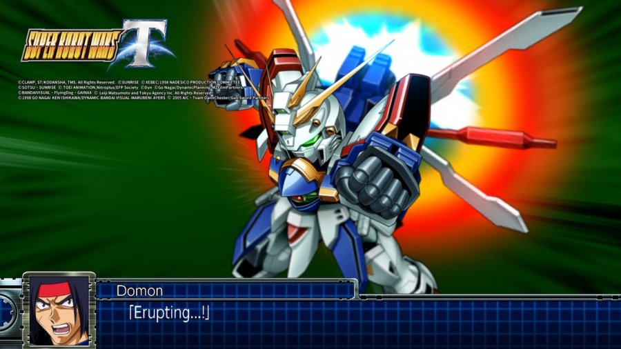 Super Robot Wars T Review - Screenshot 4 of 9