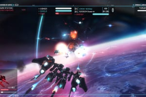 Strike Suit Zero: Director's Cut Screenshot