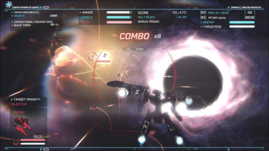 Strike Suit Zero: Director's Cut Review - Screenshot 5 of 5