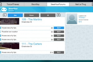 Thief Simulator Screenshot