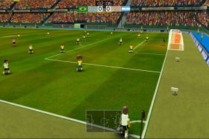 Super Arcade Soccer Screenshot