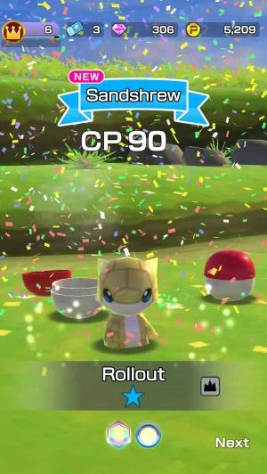 Pokémon Rumble Rush Review - Screenshot 1 of 3