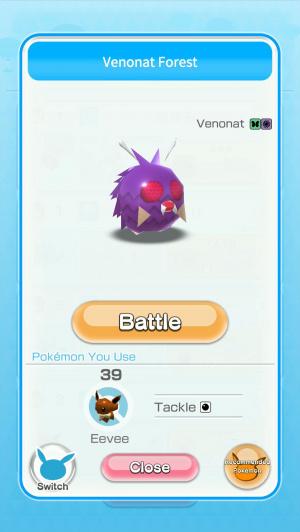 Pokémon Rumble Rush Review - Screenshot 2 of 3