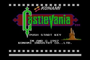 Castlevania Anniversary Collection Screenshot