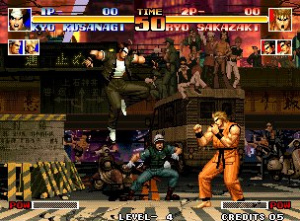 The King of Fighters '94 Review - Screenshot 2 of 2