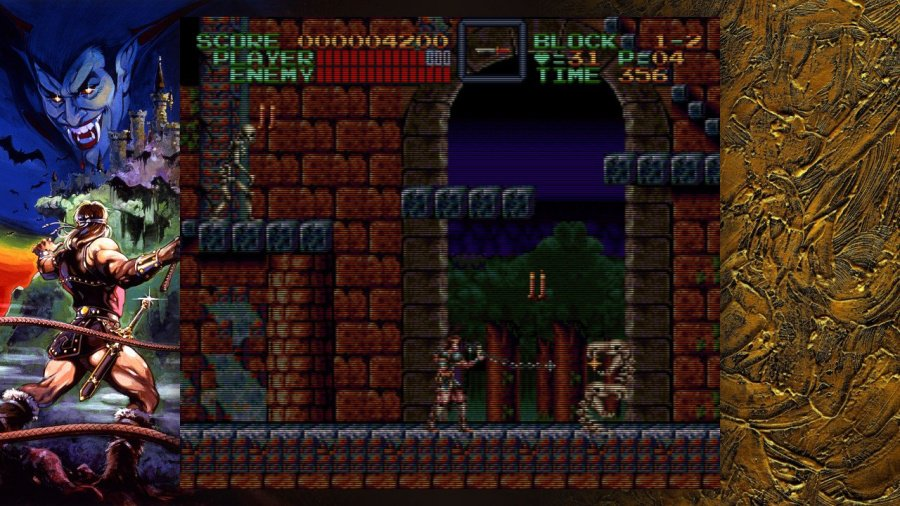 Castlevania Anniversary Collection Review - Screenshot 1 of 6
