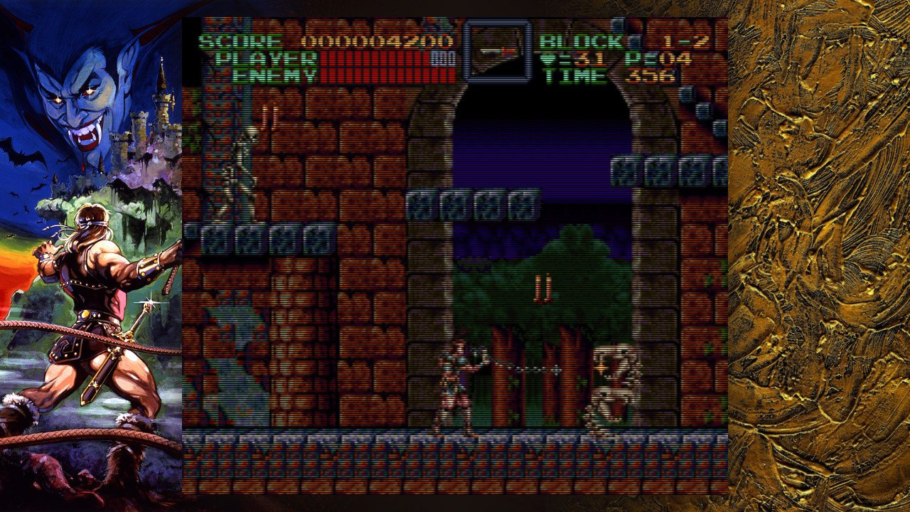 Castlevania Anniversary Collection Review (Switch eShop