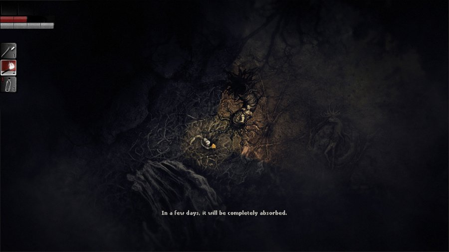 Darkwood Review - Screenshot 3 of 4