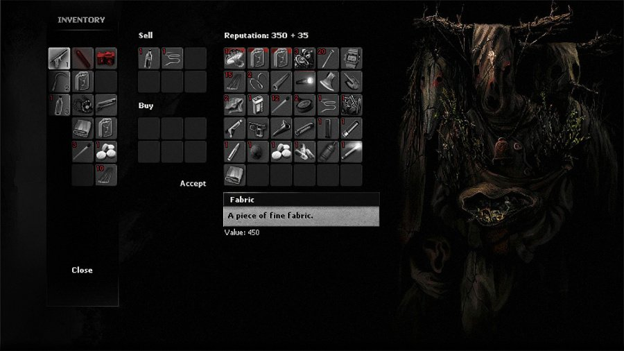Darkwood Review - Screenshot 1 of 4