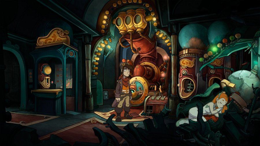 Deponia Review - Screenshot 2 of 3