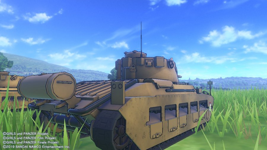 Girls Und Panzer: Dream Tank Match DX Review - Screenshot 7 of 7