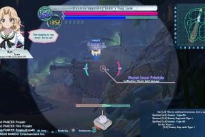 Girls Und Panzer: Dream Tank Match DX Screenshot